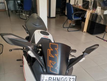 KTM RC 200 Motorcycle for sale in  Trincomalee