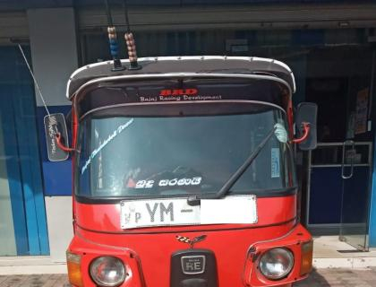Bajaj Three Wheel for sale at Eheliyagoda