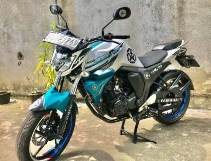 Yamaha FZ for sale at Kegalle